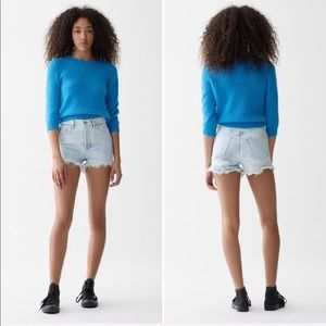 AGOLDE Denim Shorts